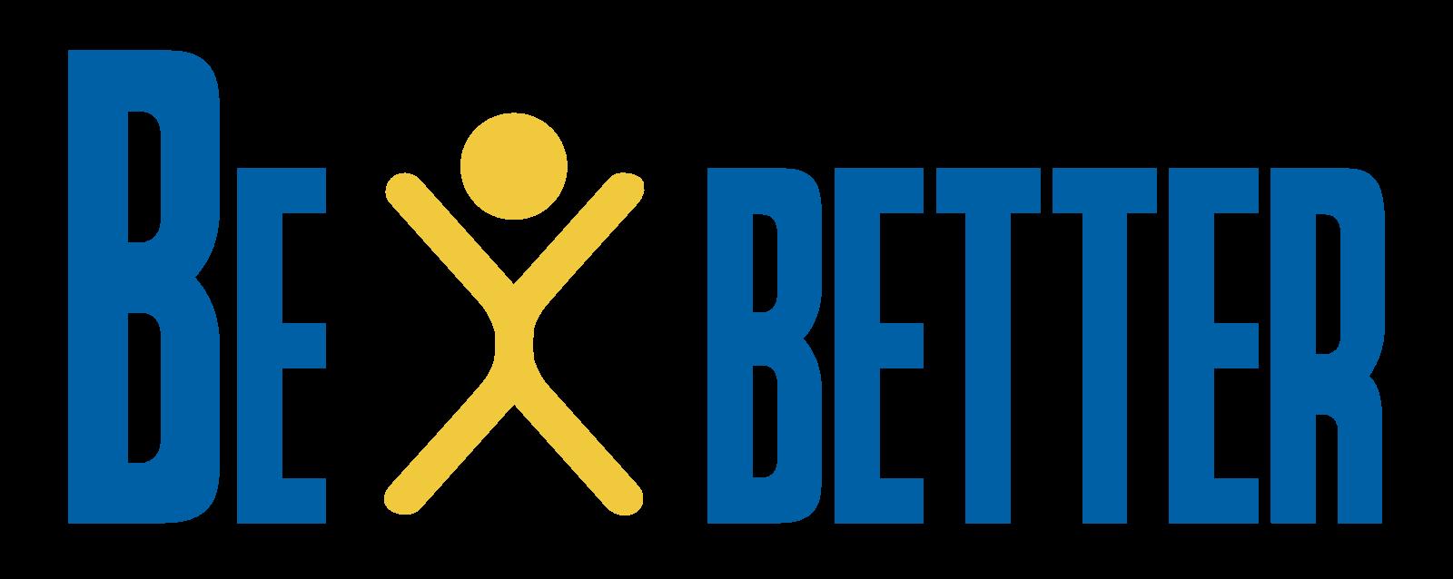 BeBetter Motywacja Logo