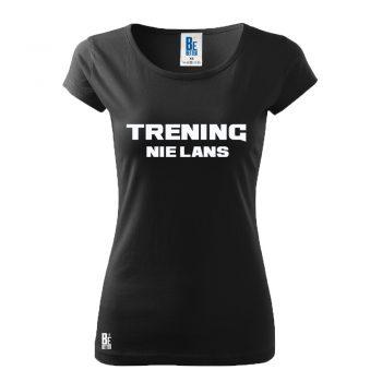 Trening - nie lans