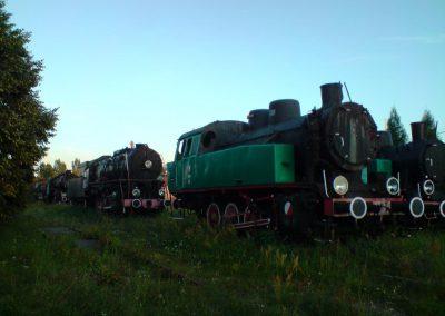 Skansen Lokomotyw w Karsznicach 11