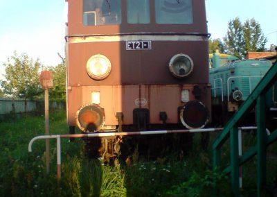 Skansen Lokomotyw w Karsznicach 2