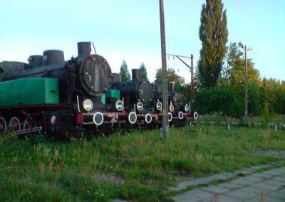 Skansen Lokomotyw w Karsznicach 5