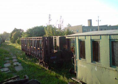 Skansen Lokomotyw w Karsznicach 6