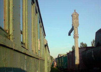 Skansen Lokomotyw w Karsznicach 7