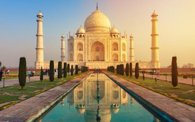 Podróż do Indii!